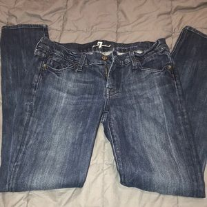 Jeans (lightly worn)